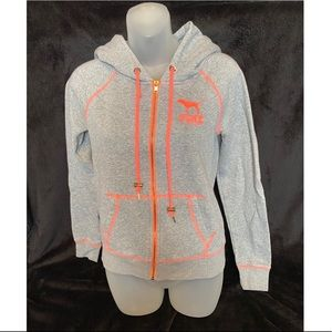 VS PINK Limited Edition Zip-Up Hoodie Small